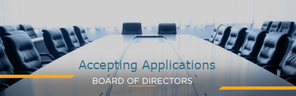 Board of Director Opportunity