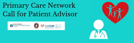 Primary Care Network Call for Patient Advisor.png