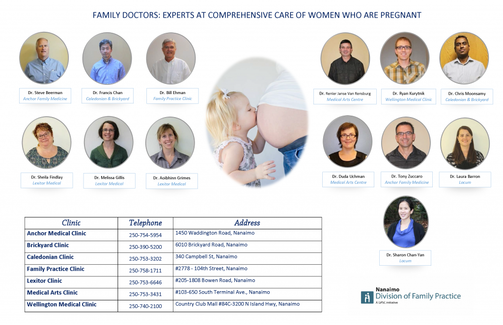 Family Practice Obstetric Physicians | Divisions of Family
