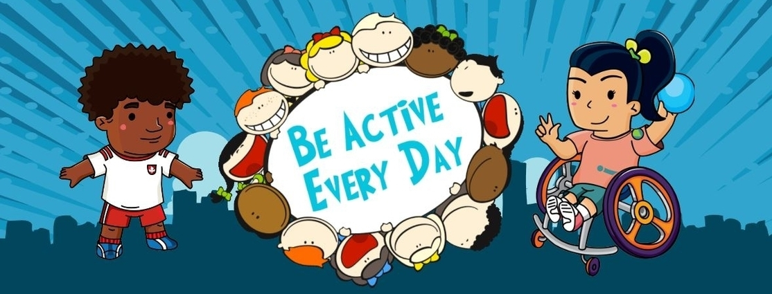 Be Active Every Day