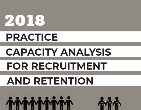 2018 Practical Capacity Analysis for Recruitment and Retention