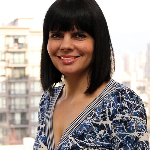 Georgia Bekiou, Executive Director