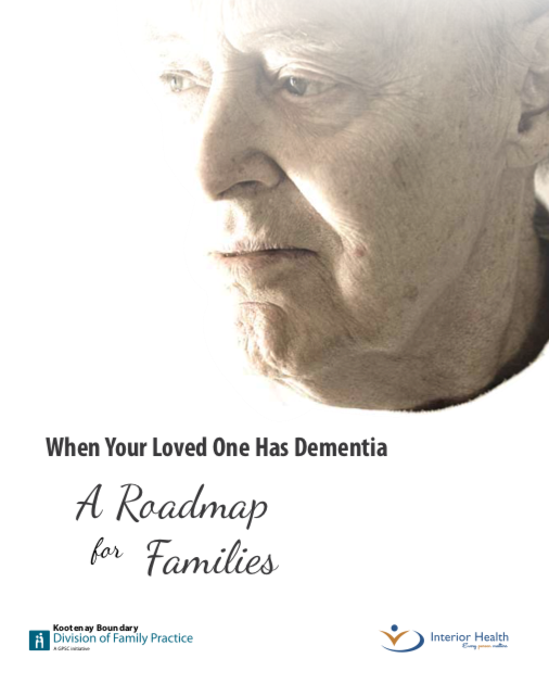 When Your Loved One Has Dementia Roadmap