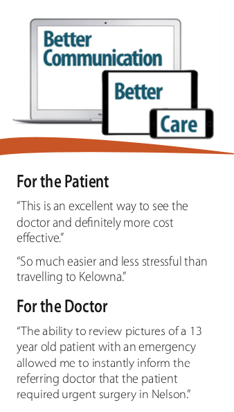 Virtual Care for Better Communication and Increased Access!