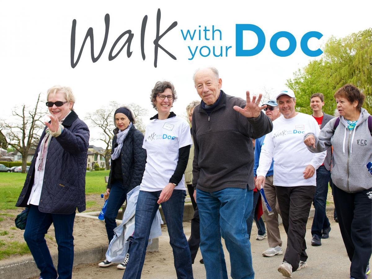 WALK WITH YOUR DOC